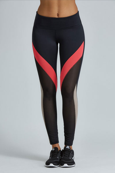 Jordyn Legging - Red