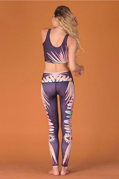 Teeki Jungle Eyes Hot Pant - Sculptique