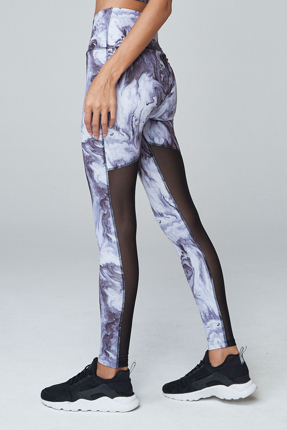 Kingman Tight - Royal Marble Print