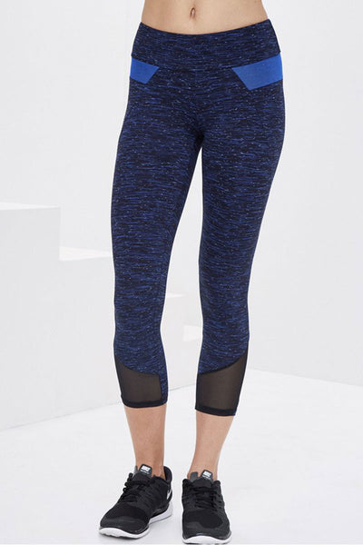 Lanston Knox Wave Crop Legging - Sculptique