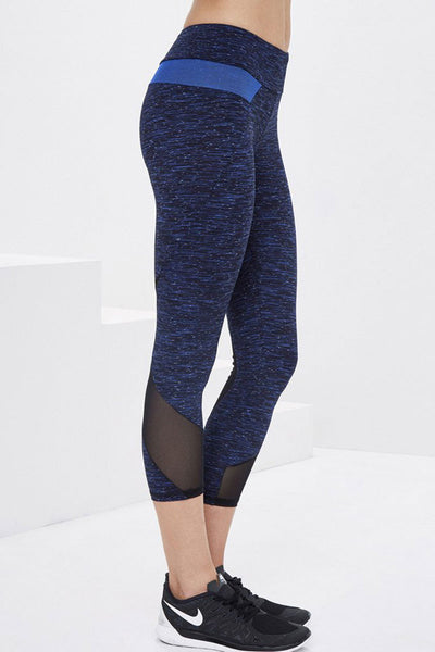 Knox Wave Crop Legging