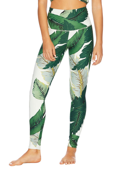 Lauren Legging - Palm