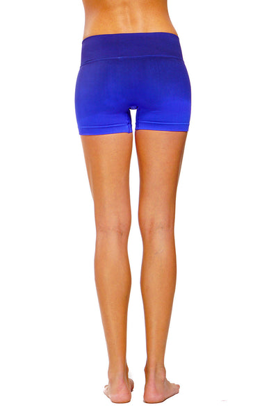 Nux Lilly Short - Electric Purple/Royal - Sculptique