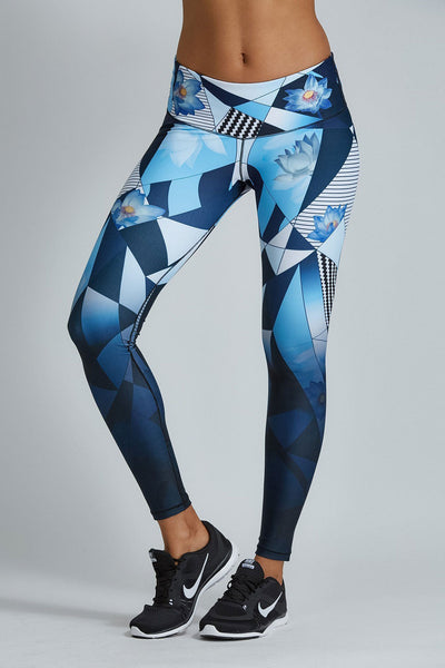 Noli Yoga Lotus Legging - Sculptique