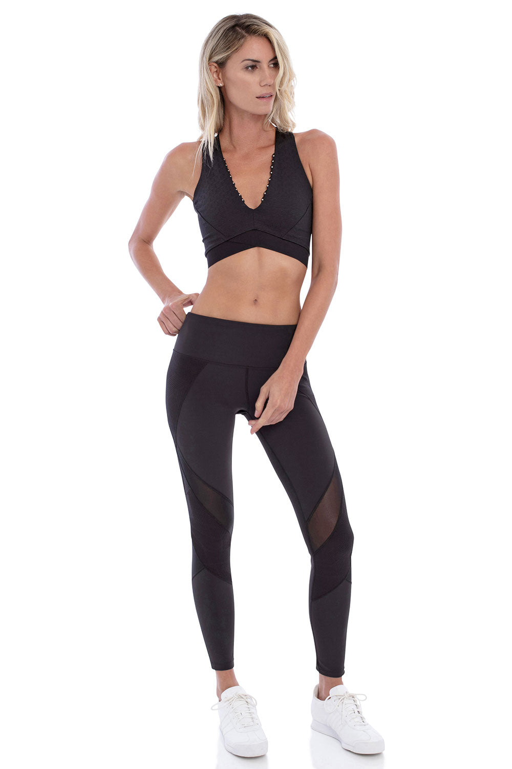 Track & Bliss Medley 7/8 Legging - Sculptique