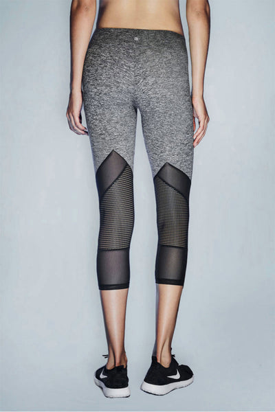 Lanston MESH COMBO LEGGING - Sculptique