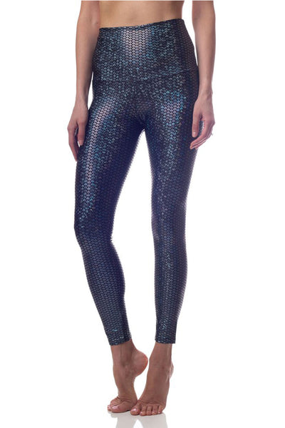 Midnight Mermaid Sneaker Legging