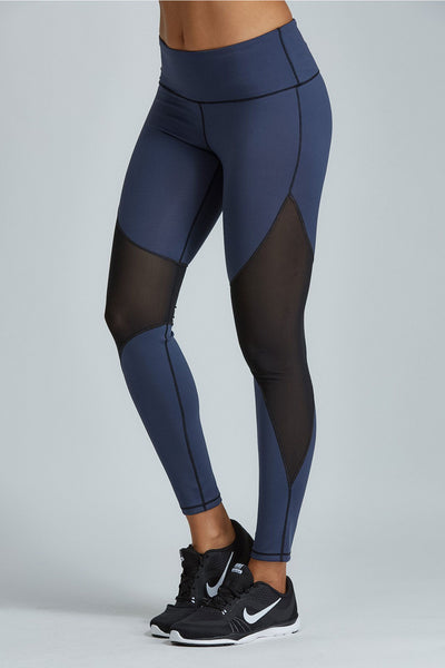 Noli Yoga Mila Legging - Navy - Sculptique