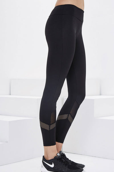 Lanston Miller Mesh Band Legging - Sculptique