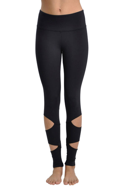 Peak Legging - Black