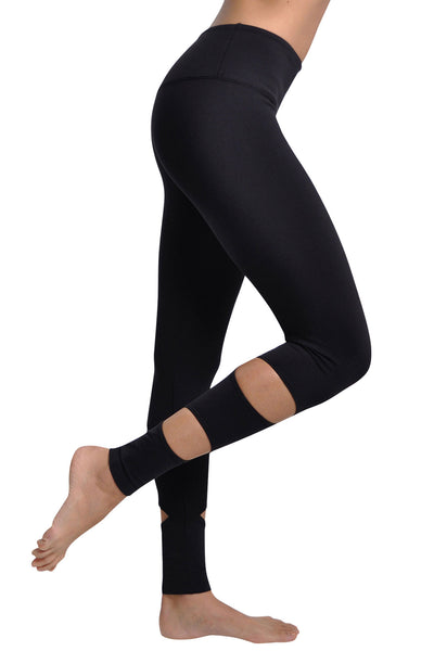Jala Peak Legging - Black - Sculptique