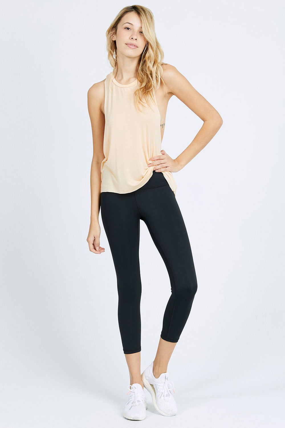 Phases Tank - Apricot