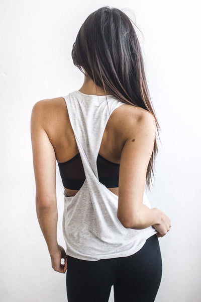 Phases Tank - Pearl Grey