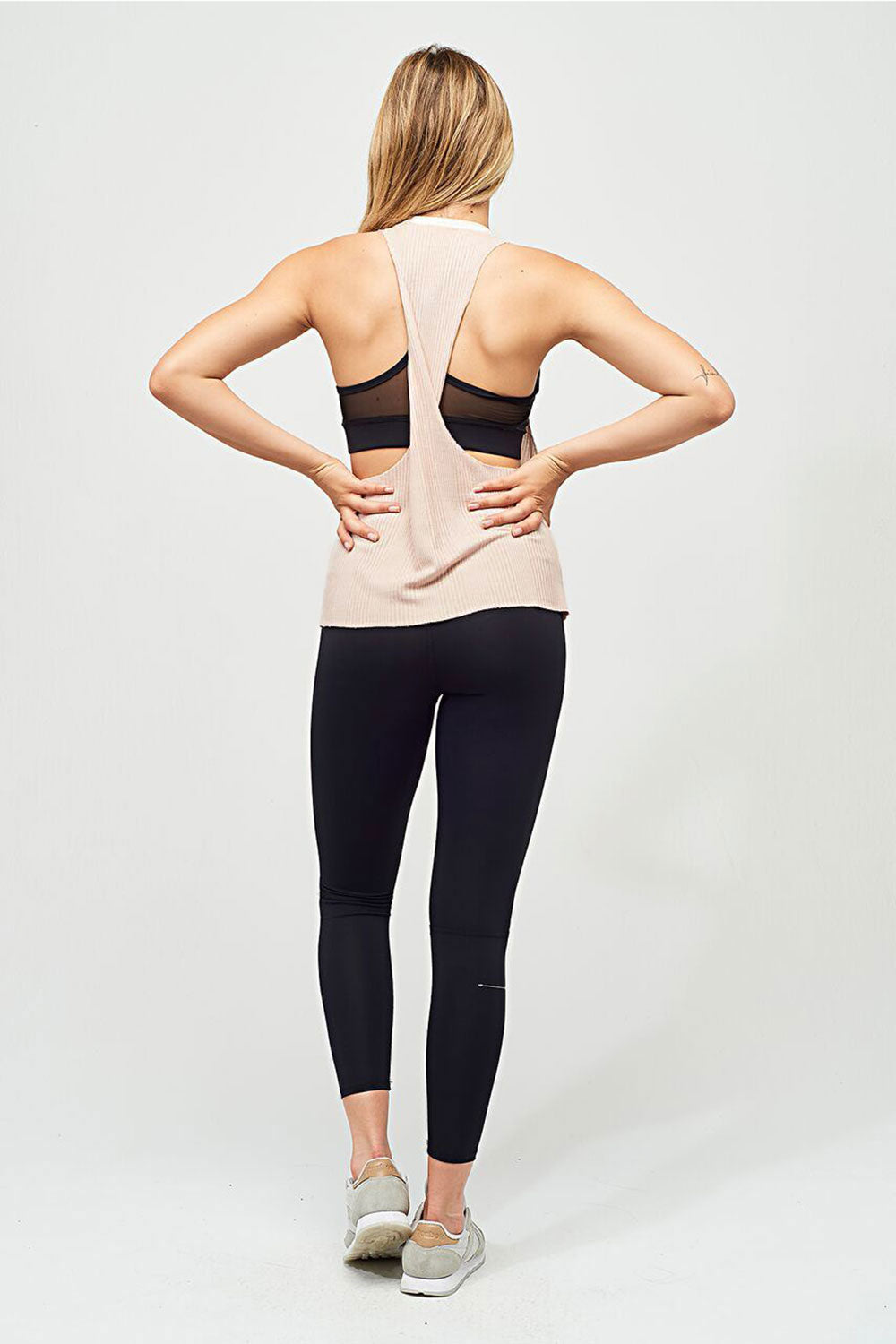 Phases Tank - Taupe Thermal