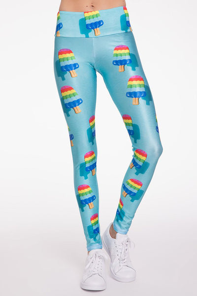 Popsicle Floaties Long Legging