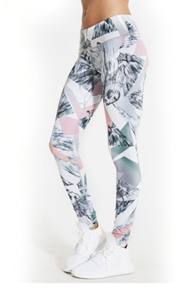 Printed Core Pant - Horizon