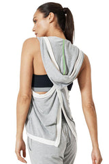 Vimmia Retreat Open Back Vest - Sculptique