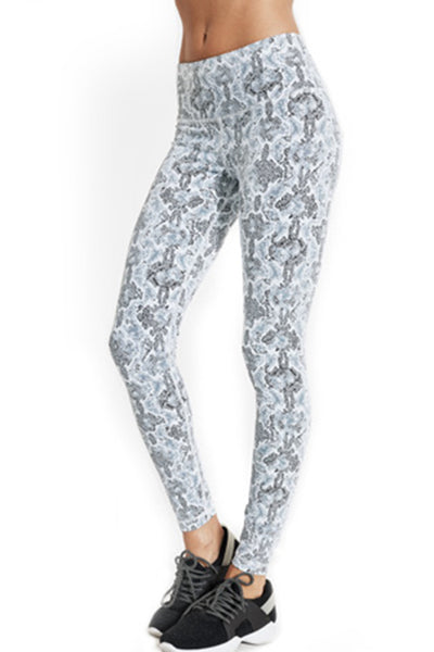 Reversible High Waisted Printed Core Pant