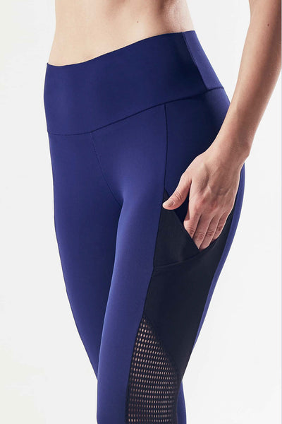 Lanston Rhys Pocket Legging - Chill - Sculptique