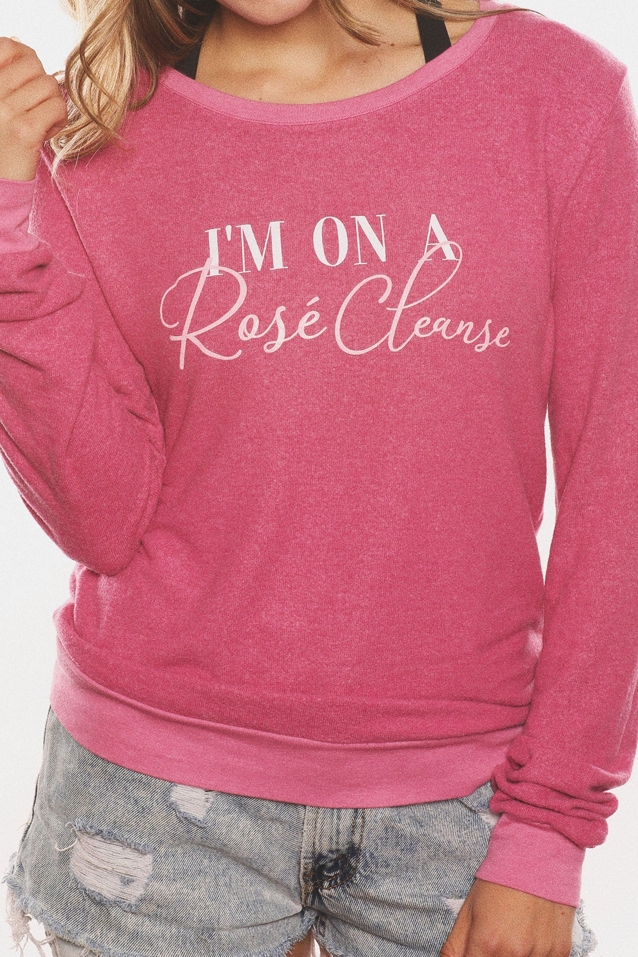 I'm On A Rosé Cleanse Cozy