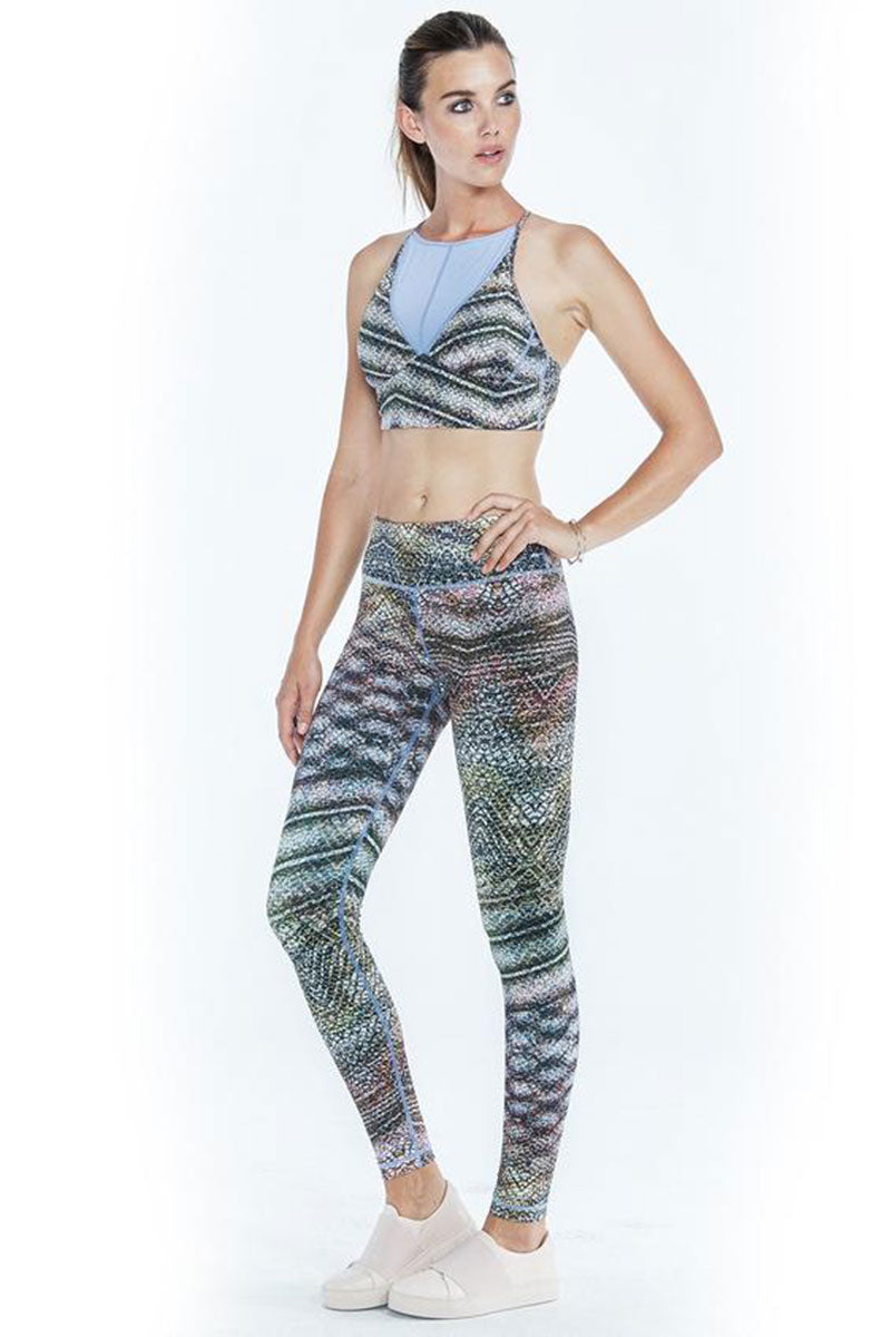 Reversible Printed Core Pant