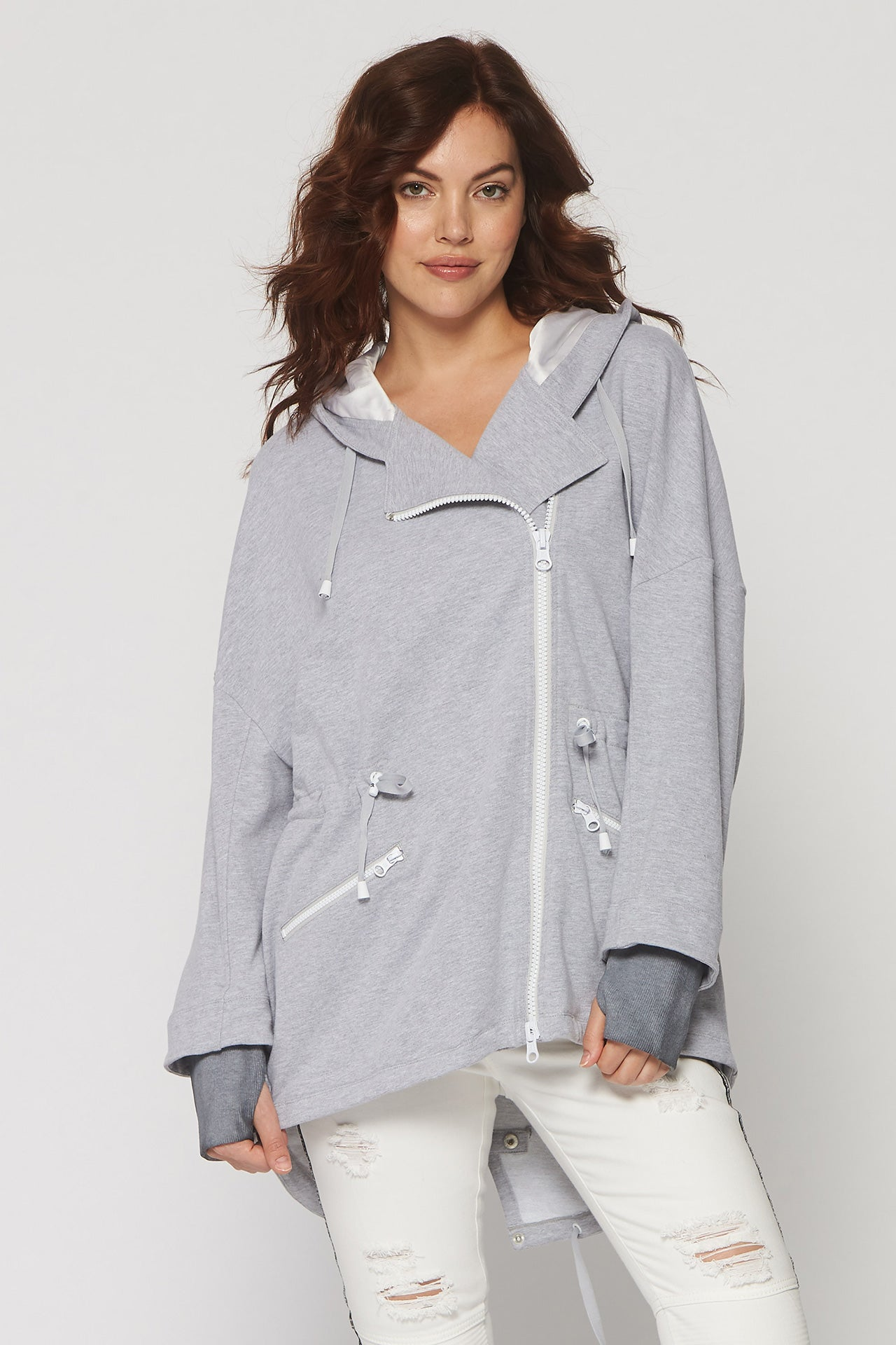Ryder Anorak - Ash Heather