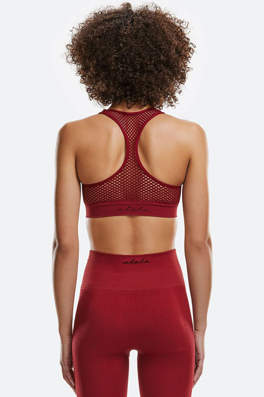 Seamless Bralette - Berry