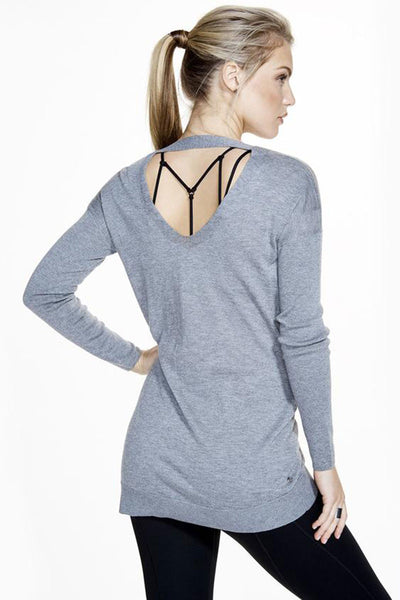 Vimmia Shavasana Reversible Sweater - Sculptique