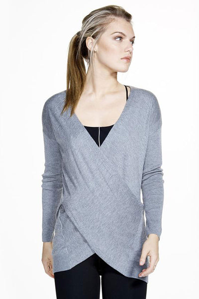 Shavasana Reversible Sweater