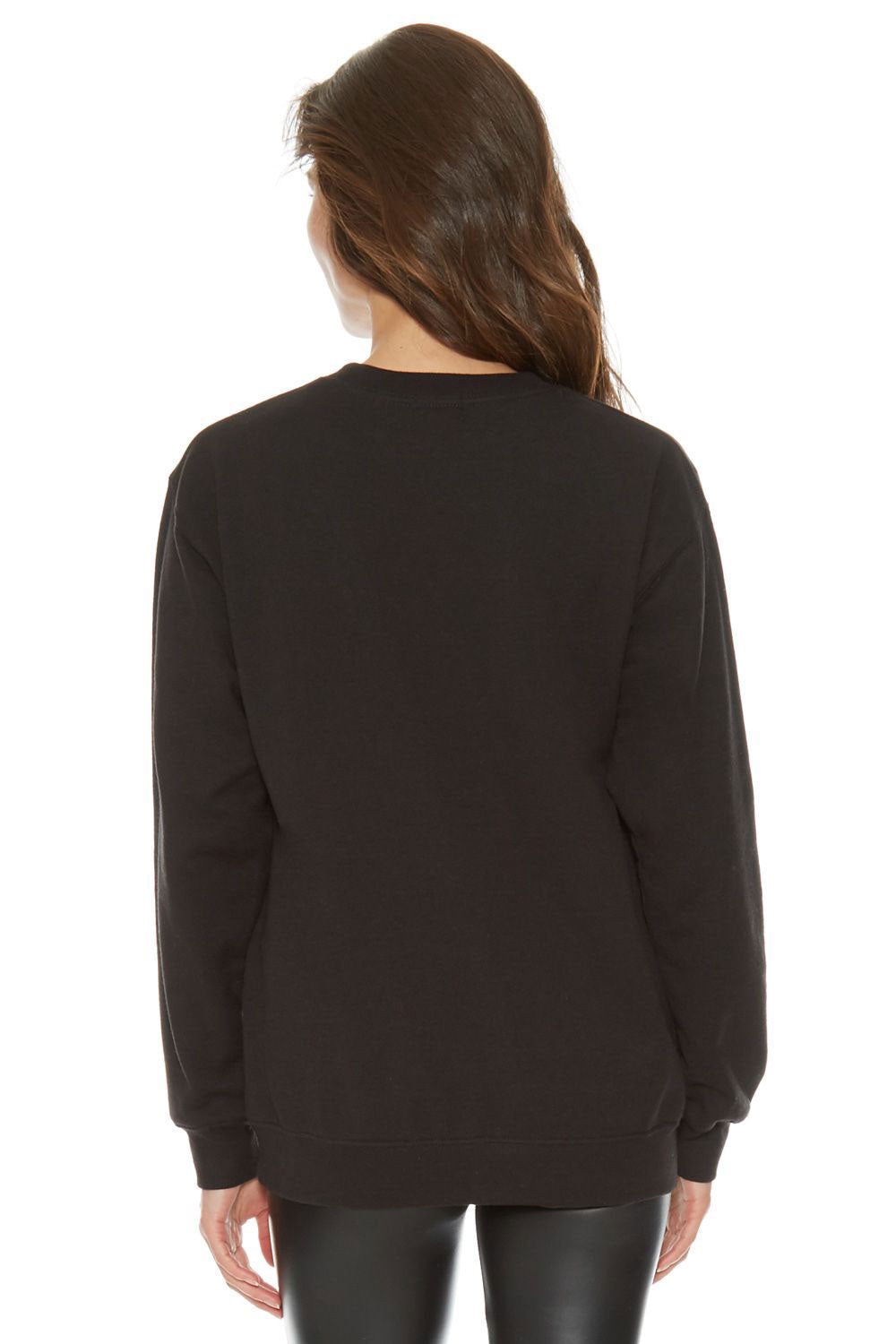 Suburban Riot Single Bells Willow Sweatshirt - Sculptique