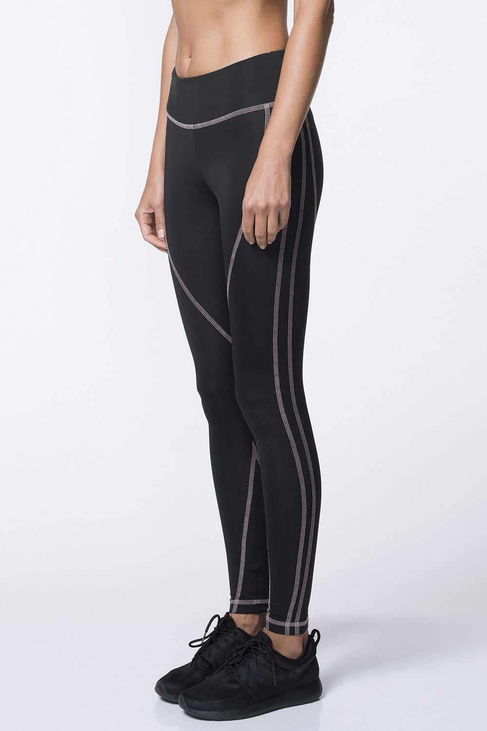Koral Stitch Legging - Sculptique