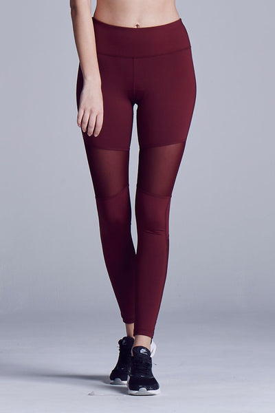 Sycamore Tight - Burgundy