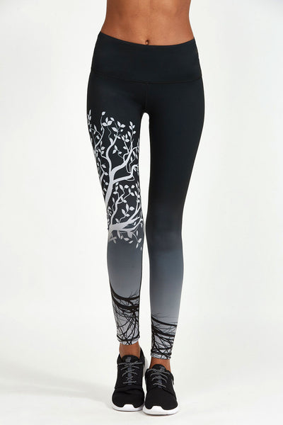 Tree of Life Legging - Ombre