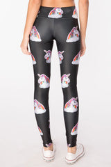 Goldsheep Unicorns Long Legging - Sculptique