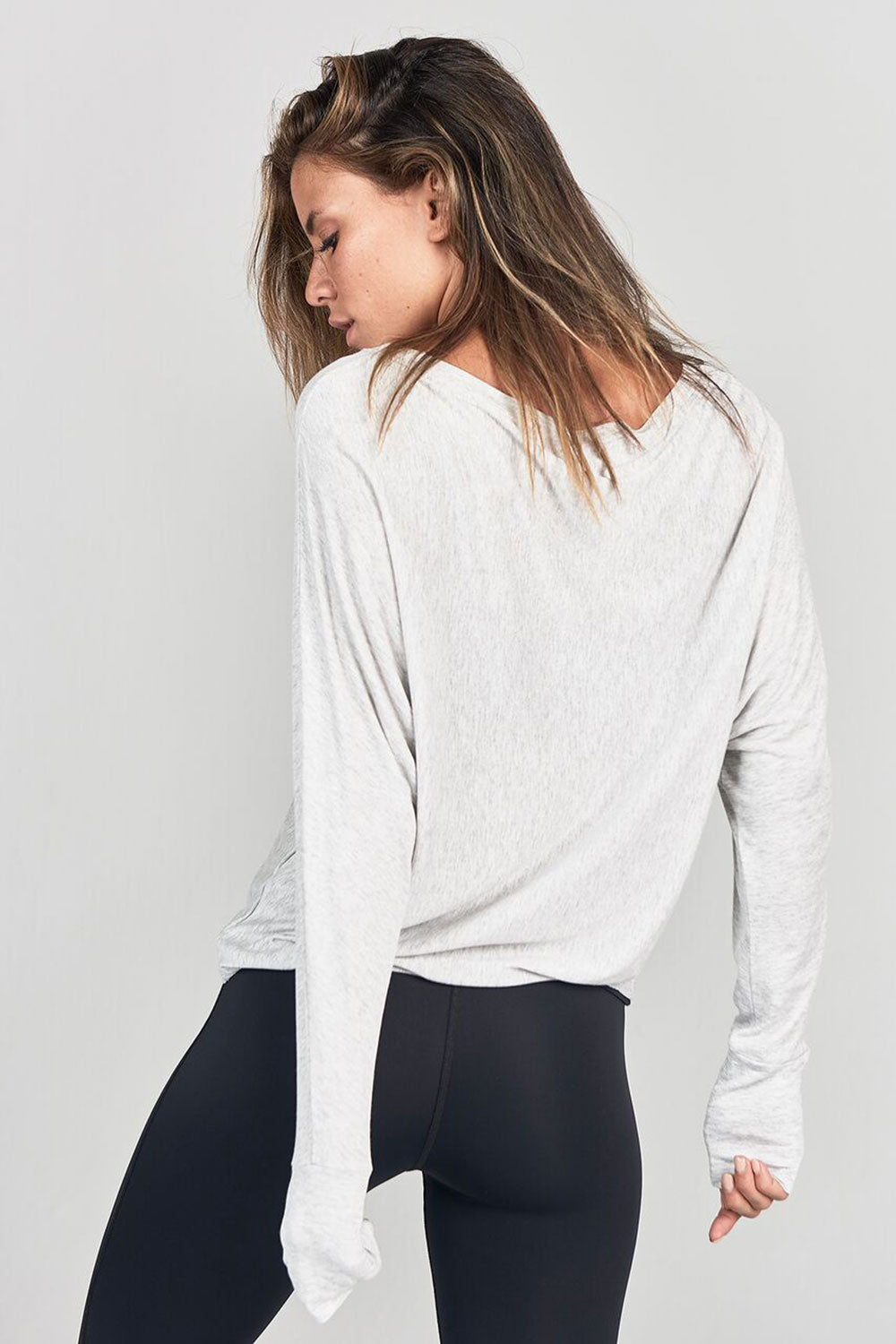 Vital Long Sleeve - Pearl Grey