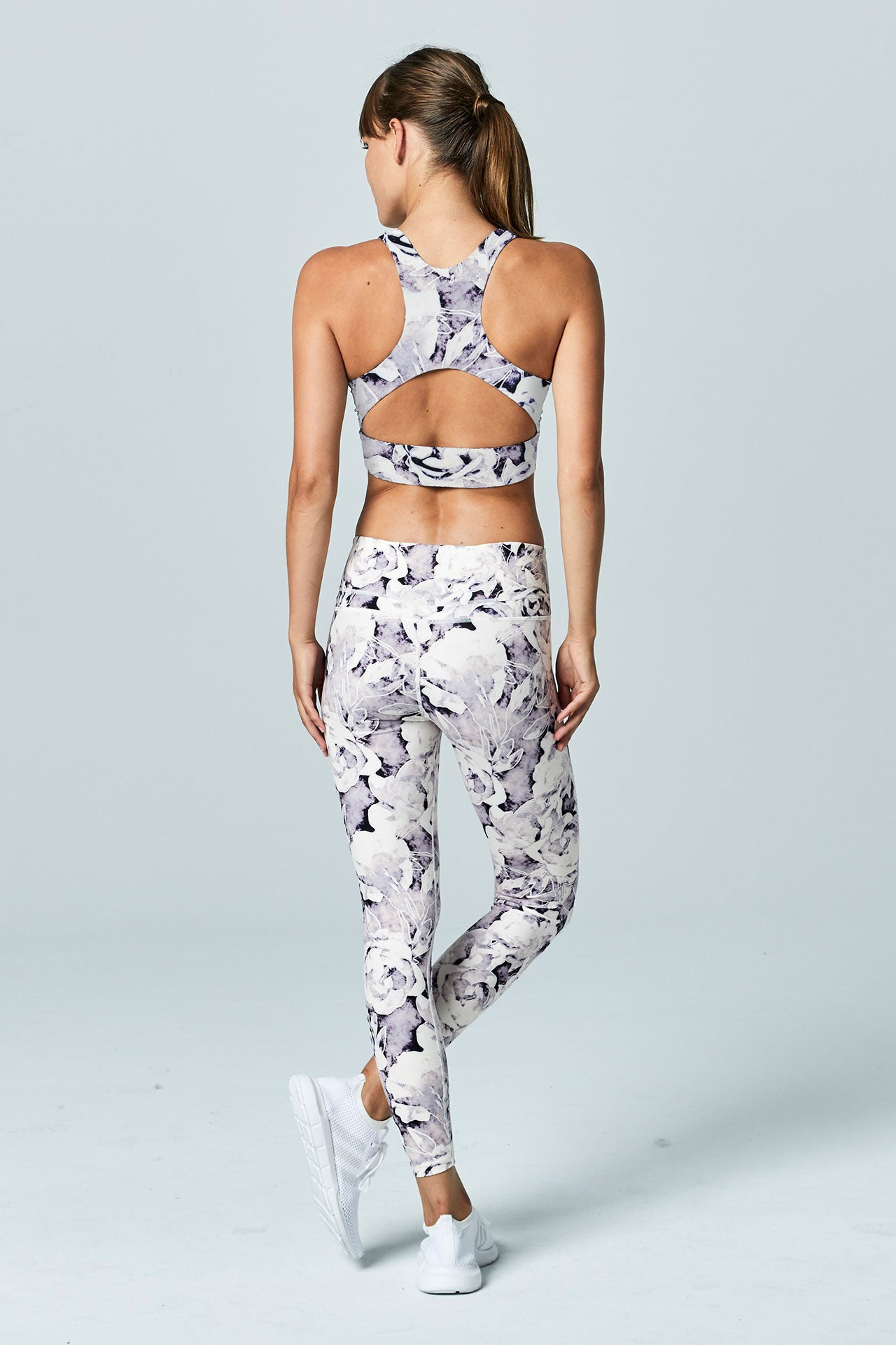 Walsh Crop - Ink Floral