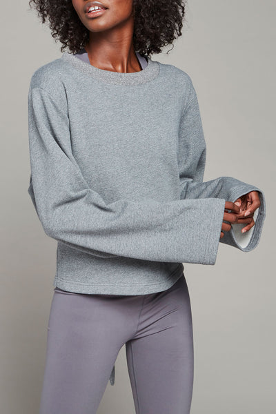Weymouth Sweat - Grey