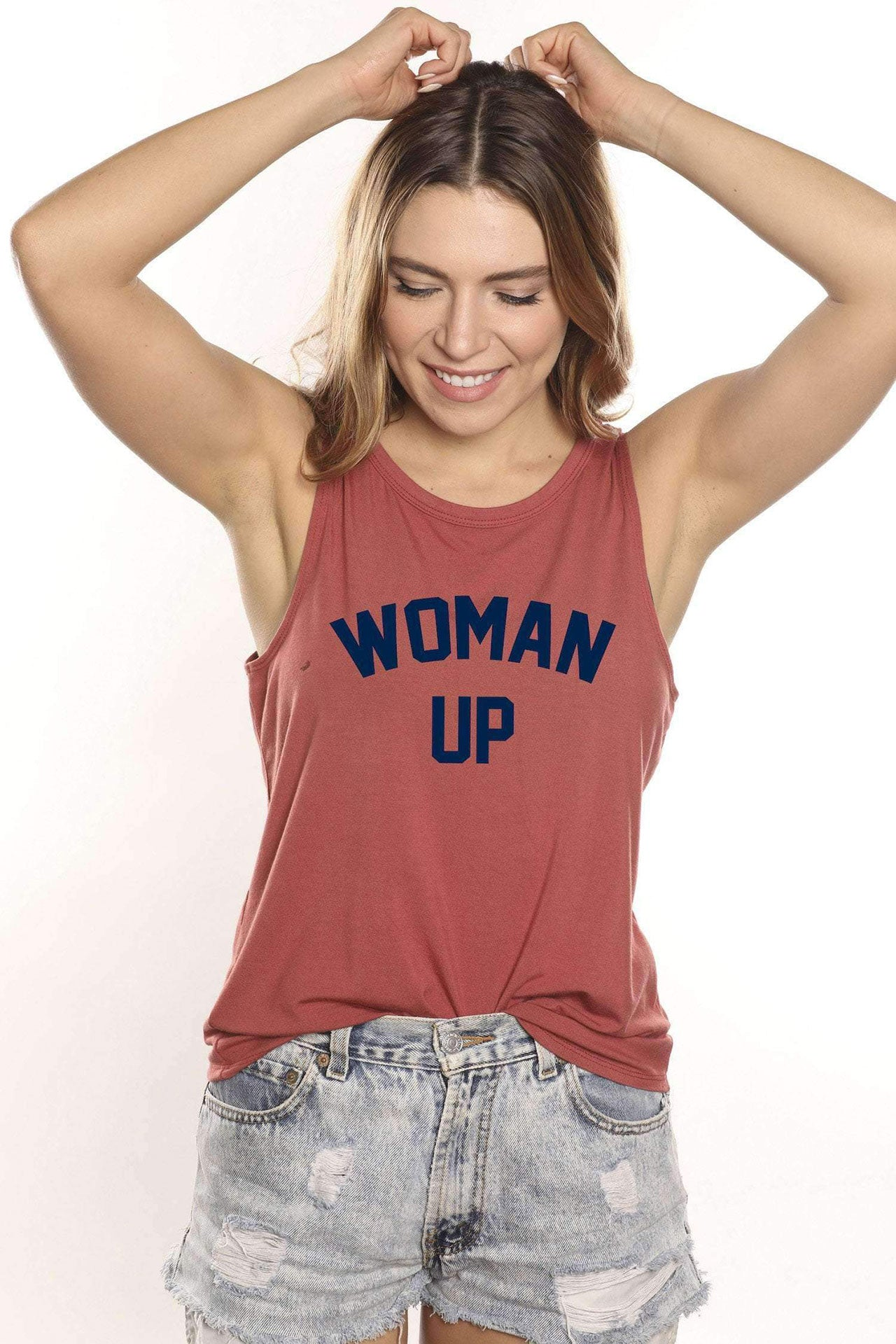 Woman Up Muscle