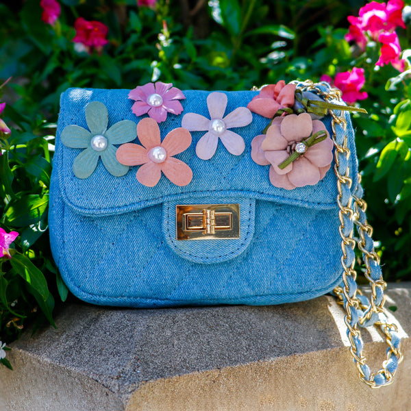 Lilly Floral Bag