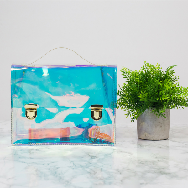 Holly Holographic Bag