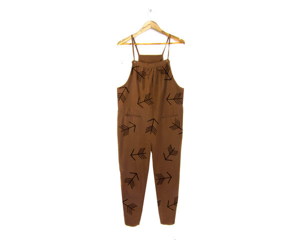 Arrow Overalls by two string jane