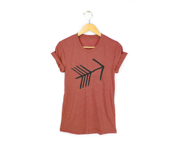 Arrow T-shirt by two string jane