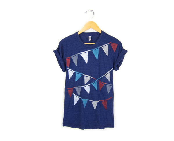 Triangle Flags T-shirt