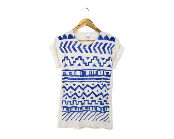 Tribal Stamp T-shirt