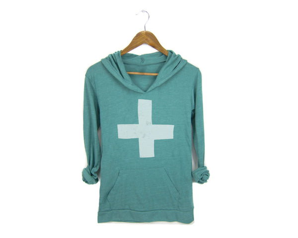 Apothecary Lightweight Hoodie by two string jane