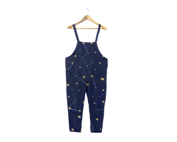 Constellation Overalls by two string jane