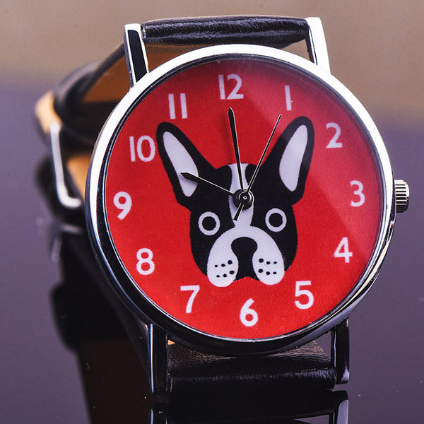 Boston Terrier Buddy Watch