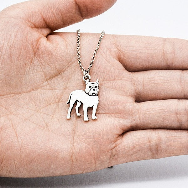 Pit Bull Lover Necklace