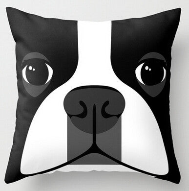 Boston Terrier Lover Pillow Case