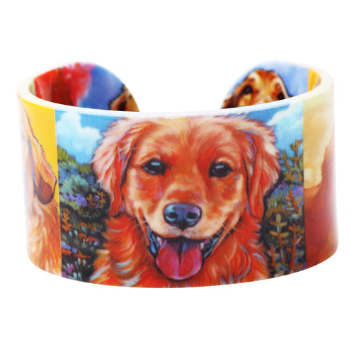 Golden Retriever Cute Bracelet